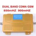 70dbi Dual band GSM cdma impulsionador GSM900mhz + CDMA 850 Mhz signal booster repeater, GSM sinal cdma ampliador 850 mhz repetidor CDMA GSM