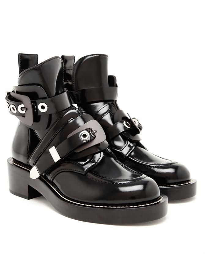 Ankle Motorcycle Boots Promotion-Shop for Promotional Ankle ...
