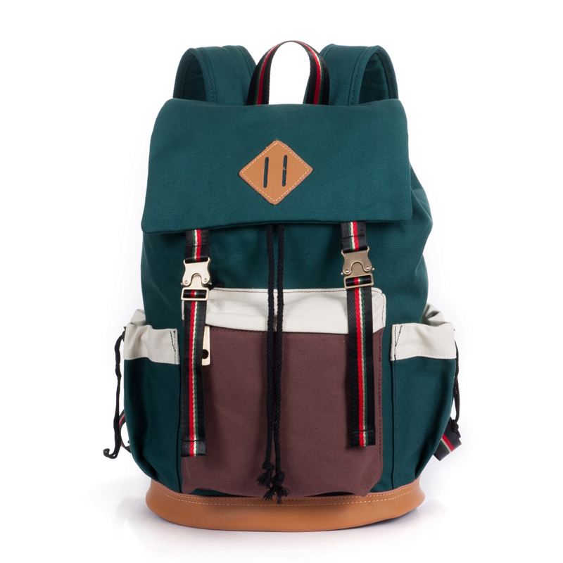 Aliexpress.com : Buy 2013 fashion men women vintage knapsacks ...
