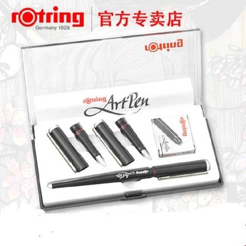 alemanha paralelo original rotring artpen arte caneta caligrafia caneta de desenho esboco 1 5 1