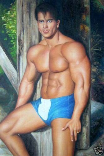 from Jackson gay group man wall