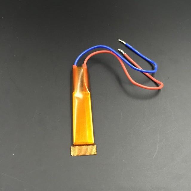 2 шт. 50x15x3.5 мм AC/DC Термистора PTC Керамический Нагреватель Нагревательный Элемент Чипы Долго жизнь
