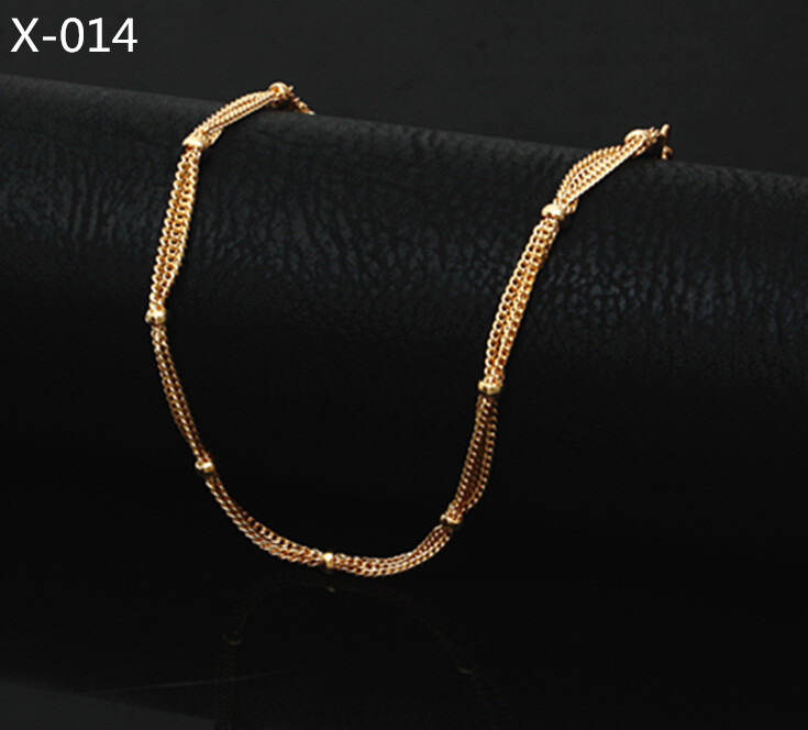 2016 Multilayer Gold Anklet Beach Foot font b Jewelry b font Barefoot Sandals Summer font b