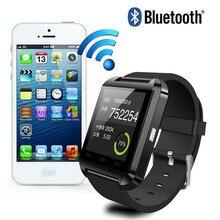 Bluetooth Smartwatch U8 U Reloj Inteligente para Samsung Huawei Xiaomi HTC LG Sony Smartphones Android