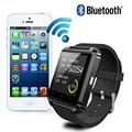 Bluetooth smartwatch u8 u smart watch para samsung huawei xiaomi htc lg sony smartphones android