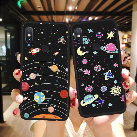 TPU Painted Patterned Phone Cases For Redmi 7 Note 7 Pro Cover For Xiaomi Mi 9 8 SE Lite Mi Max 2 3 Mix 2S Mi 6 Pocophone F1 Islamabad