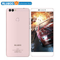"Original Bluboo Dual 5.5"" Dual Camera Mobile Phone Quad Core 2GB RAM 16GB ROM MTK6737T Android 6.0 13.0MP 1920x1080 Fingerprint"