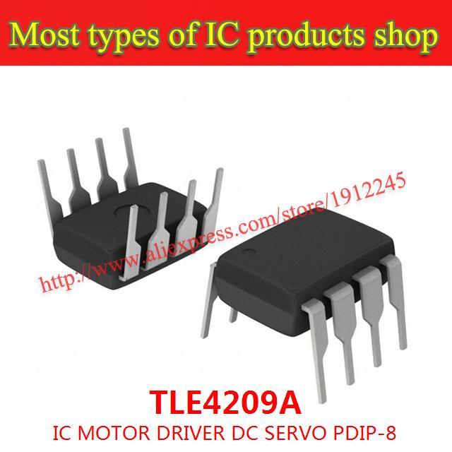 5pcs TLE4209A TLE4209 DC Motor Driver for Servo Driver Applications