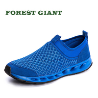 FOREST GIANT Men's Summer Shoes New Design Shoes For Men Autumn Tide New Color Trainers Casual Shoes Flats Male Footwear 2015