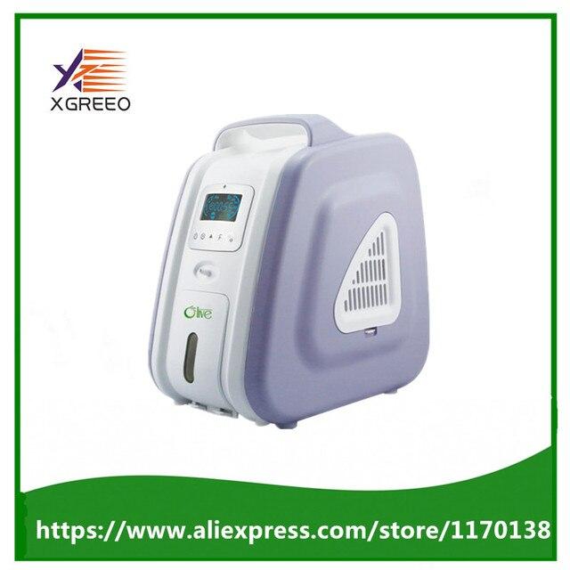 110V 220V 93% Low Noice Air Purifier Oxygenation Mini Portable Oxygen Concentrator Generator Oxygen Bar Oxygen Making Machine