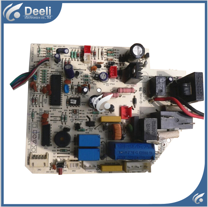 95% new good working for Midea KFR-35GW/DY-X(E5) air conditioning motherboard KFR-23/26/32GW/DY-X(E5) computer board sale  95% new good working for air conditioning accessories kfr 23 25 26 32 35g m75a computer board motherboard on sale