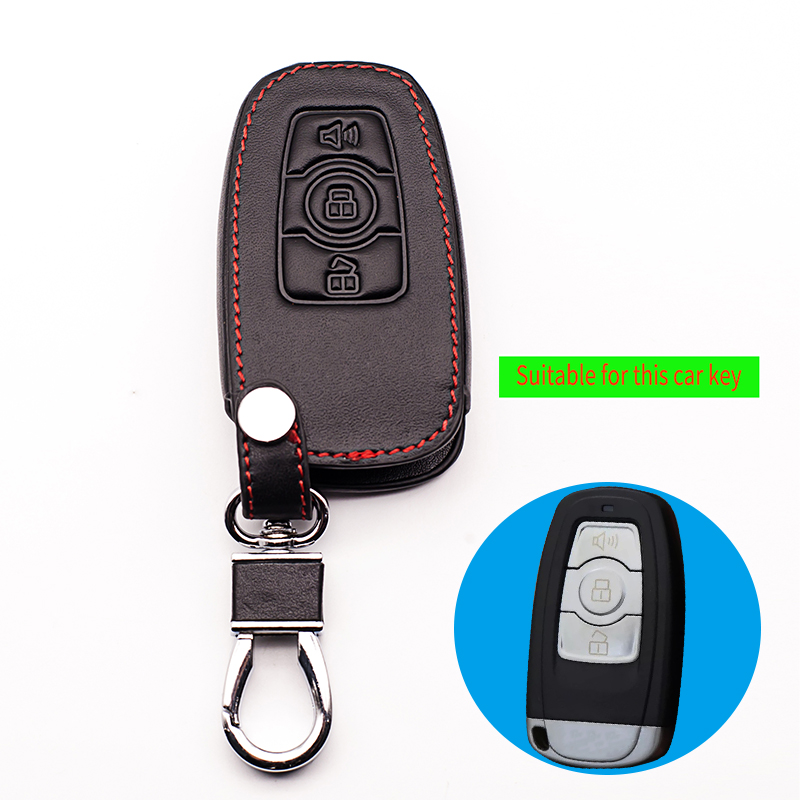 2016 Special offer Genuine Leather Car Key Fob Cover for Great Wall Haval H6 2015 C50 Hoist Case Key Wallet Chain protect shell2016 Special offer Genuine Leather Car Key Fob Cover for Great Wall Haval H6 2015 C50 Hoist Case Key Wallet Chain protect shell