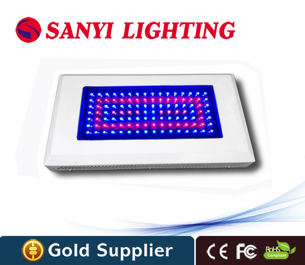 Led grow light 120W to promote the plant to growth special ratio red blue for indoor flower
