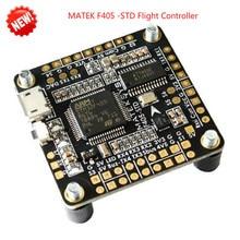 Matek F405-STD Flight Controller Betaflight OSD FCHUB-6S PDB F405 Flight Control Board DShot outputs STM32F405 For FPV RC Drone