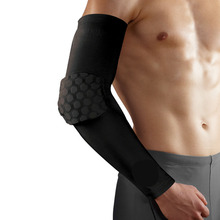 Long Section Arm Sleeve For Basketball Elbow Protector Cellular Anti-collision Hoverboard Protective Basket Ball Hand