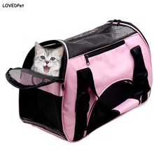 Newest Soft Material Pet Dogs Cats Carrier Handbags travel bag Shoulder Carrier for Small Dog Cat Bolsos Para Perros Cachorro