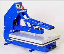 Heat Press Machine Type and Multicolor Color Page Transfer machine for t shirts 40x 50cm
