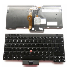 New font b Keyboard b font FOR LENOVO FOR IBM T430 L430 W530 T430I T430S X230I