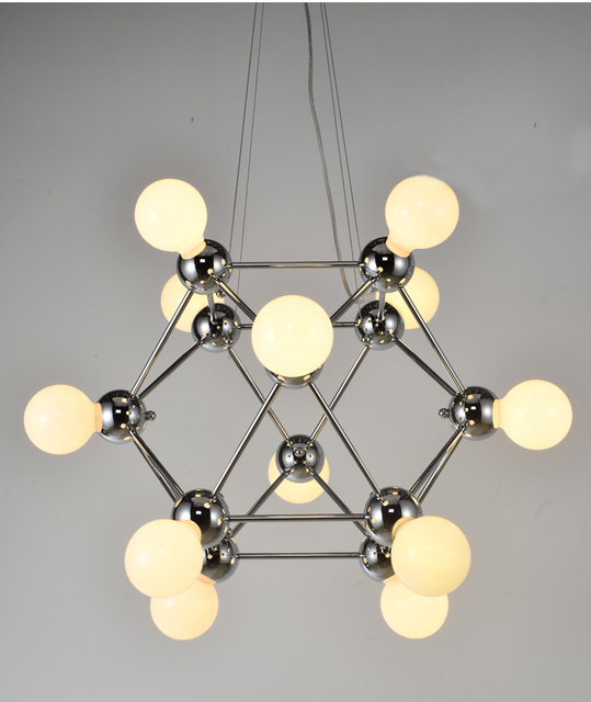 Elegant Moderne Kronleuchter Licht Magische Bohne Bronze Kronleuchter Kreative  Schlafzimmer Villa Kronleuchter Beleuchtung Enthalten Birne 12 Kopf