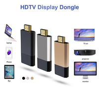Wecast C8 TV Dongle Android IOS Dual Core TV Stick Adapter Netflix Youtube By Mirroring Mirascreen Miracast for Projector TV