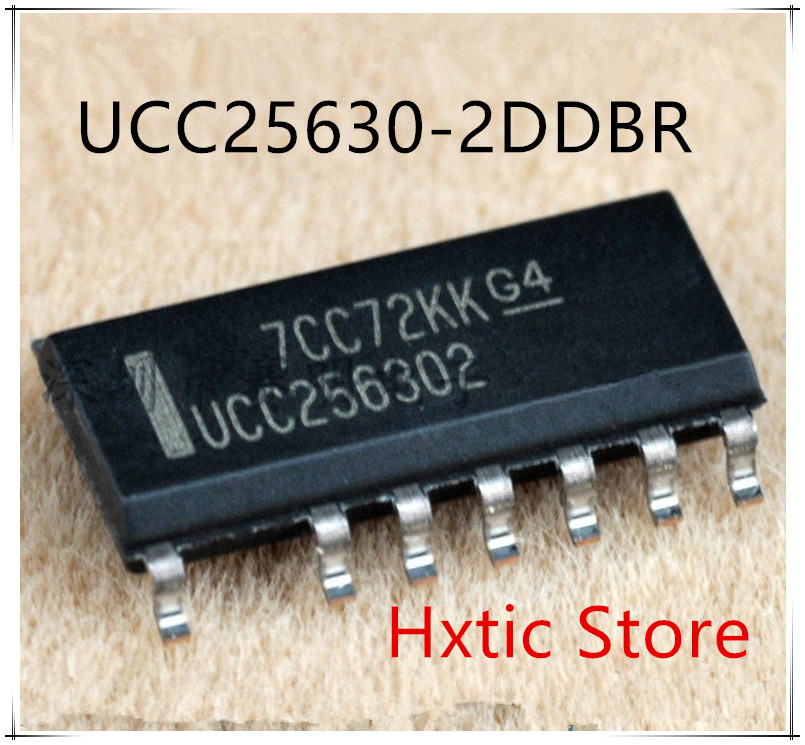 NEW 10PCS LOT UCC25630 2DDBR UCC25630 2 UCC256302 SOP 16 IC