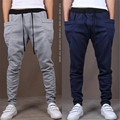 pantalon homme clothing 2016 new leisure time fashion motion Haren loose pants yeezy boost gymshark mens joggers