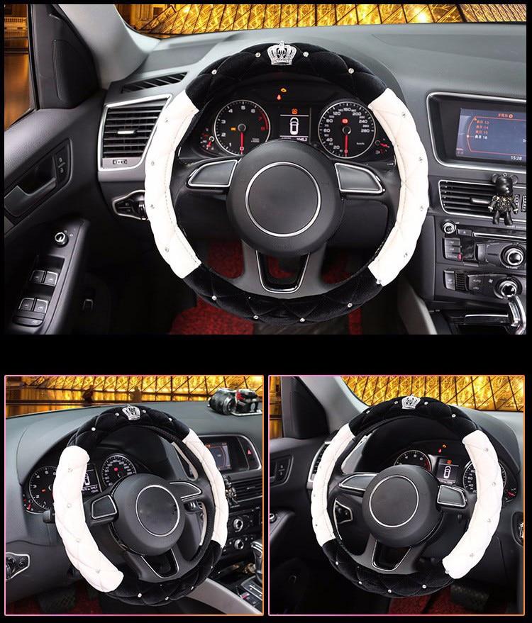 steering wheel cover 32
