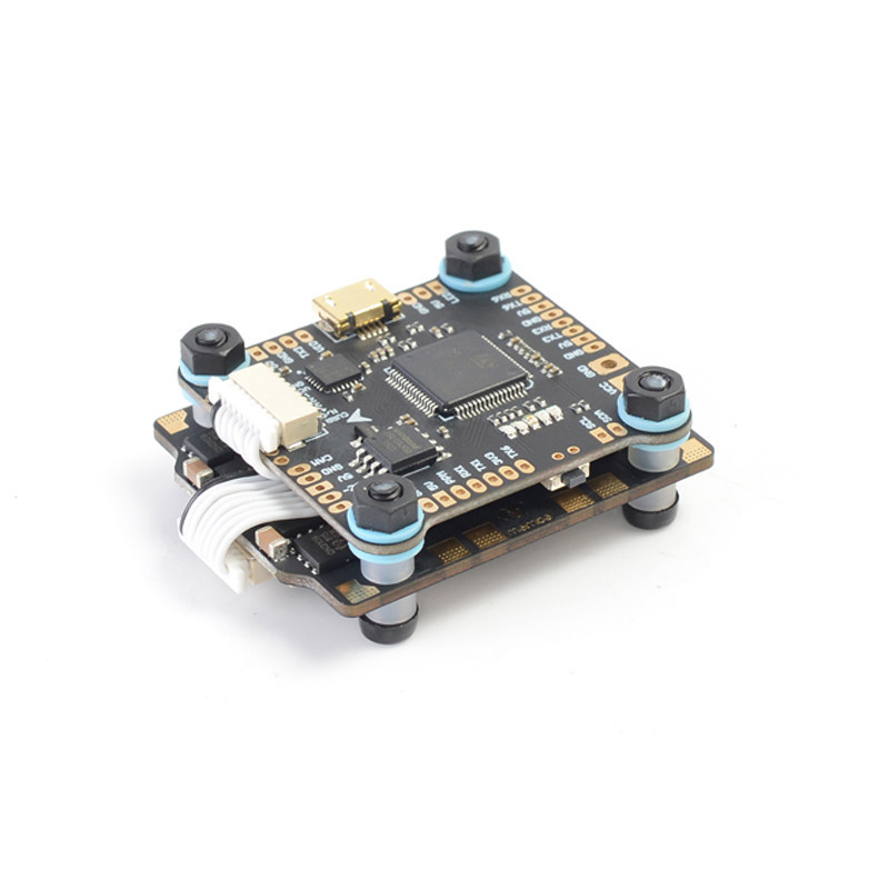 MAMBA F405 Betaflight Flight Controller & F40 40A 2-4S DSHOT600 FPV Racing Brushless ESC For RC Muiltitor Spare Parts Accs 4x 2300kv rs2205 racing edition motor 4x lhi lite 20a blheli s speed controller bb1 2 4s brushless esc for fpv racer