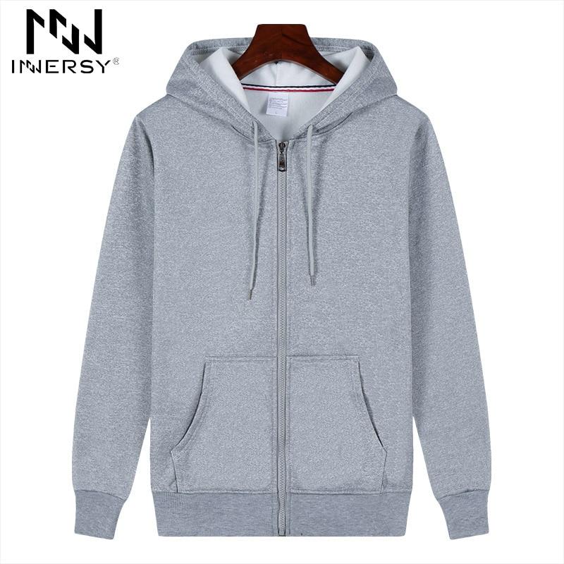 2017 Innersy Hoodies Men Sweatshirt s