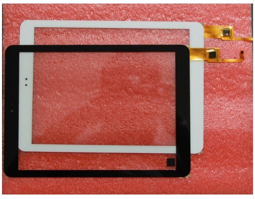 9.7 Inch Touch Screen For Cube Talk9X U65GT 32GB Black Talk 9X Digitizer Panel 234*167mm Glass Replacement Free shipping
