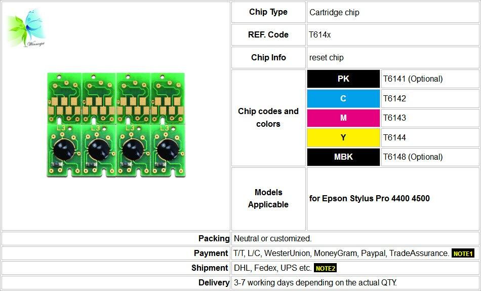 4400 4500 reset chip
