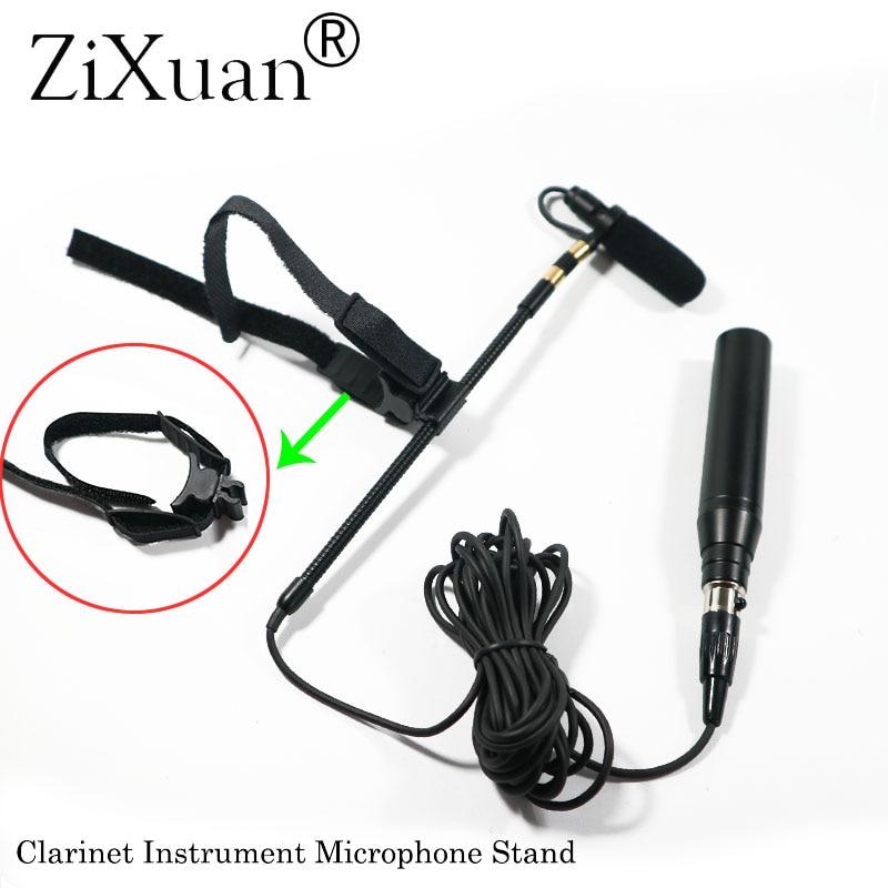 Unterhaltungselektronik Mikrofone Heißer Beige Mikrofon Kondensator Wired Headset Zeigen Sender Microfone Für Akg Samson Mini Xlr 3pin Microkone