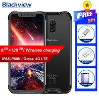 Blackview BV9600 Pro IP68 Waterproof Mobile Phone Helio P60 6GB+128GB 6.21