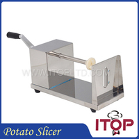Hot Selling! Fast Delivery Manual Spiral Potato Cutter, Stainless Steel Twisted Potato Slicer, French Fry Cutter,