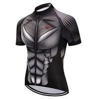 Bike Team Racing Sport   Cycling     Jersey   Breathable   Cycling   Shirt   Cycling   Clothes Quick Dry MTB Bicycle   Jersey   Top