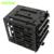 "4 baías Drives caixa de caixa de proteção para 2.5 "" 3.5 "" SATA SAS IDE HDD SSD externo armário de armazenamento"