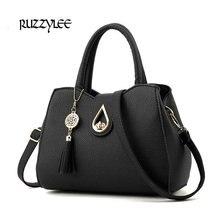 Neue Quaste frauen Leder Handtaschen Luxus Marke Frauen Schultertasche Aus Weichem Leder Niedliche Weibliche Crossbody Tasche Damen Messenger Bags