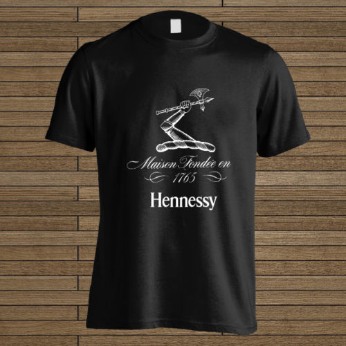 Gildan Hot Hennesy cognac ad brandy liquor Unisex New T-Shirt