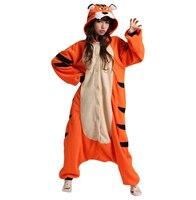 New Adults Costume Onesies Bengal Tiger Onesies Ladies Mens Cute Anime Onesies For Unisex
