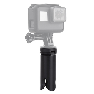 Image 4 - Tragbare Mini Handy Stativ Tabletop Montieren Smartphone Clip Halter Stehen mit 1/4 zoll schraube für iPhone X/8/ 7 Plus Huawei Xiaomi