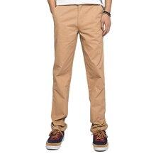 Men pants 2017 New fashion casual pants men new design high quality cotton mens pants 8 colors size 28-42