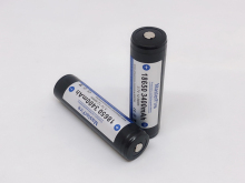 лучшая цена 2pcs/lot MasterFire New Protected Original 18650 3400mah 3.7V Rechargeable Lithium Battery Batteries with PCB Made in Japan