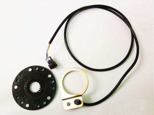E-bike Scooter Pedal Assist Sensor 12 Magnet Type PAS System For PAS Controller
