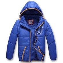 Корейская детская зимняя куртка для мальчиков, ветровка, ветрозащитное пальто, жилетка для девочек, зимняя куртка со съемным капюшоном и рукавами для детей