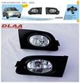 Car fog lamps, light source, safety DLAA fog lamps, suitable for Honda CIVIC 2001 2002  H11/12 V 55 w