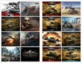 Free Shipping 16 kinds World of Tanks mouse pad 200x250x3MM gaming mouse pad Game animation game mousepad