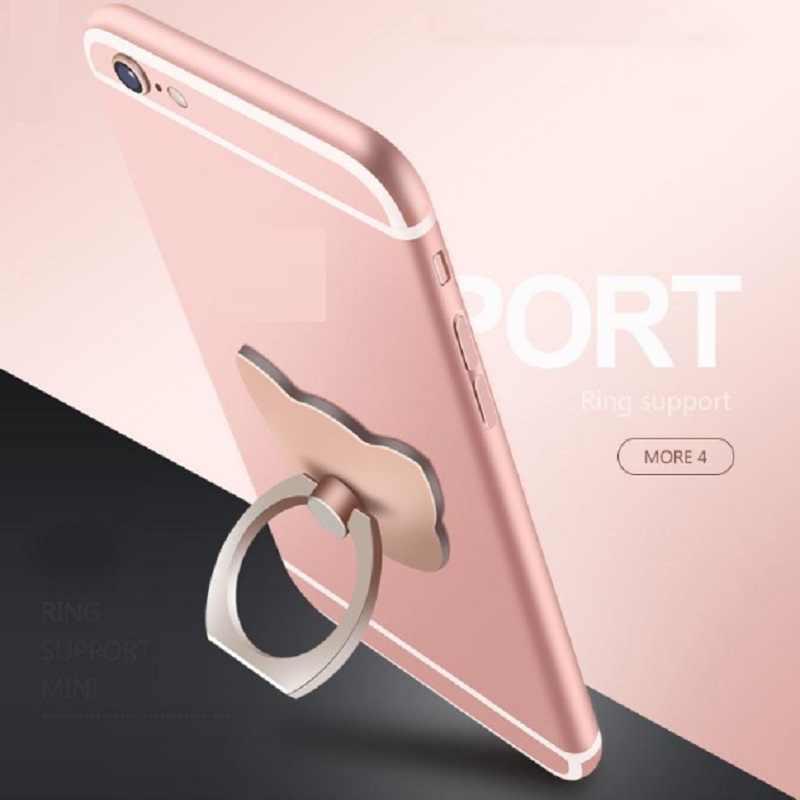 แหวน 360 องศาโทรศัพท์มือถือสมาร์ทโฟน Stand Holder สำหรับ IPhone IPad Xiaomi โทรศัพท์สมาร์ทโฟนคู่โมเดลหรูหรา