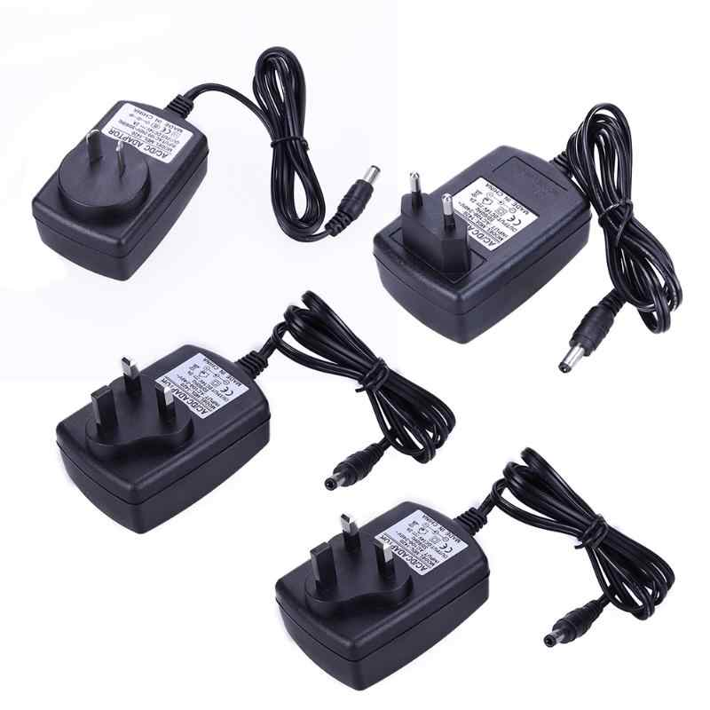 New DC 14V 2A Power Supply Adapter AC to DC Converter 5.5*2.5 mm AU UK EU AU Plug Connectors AC/DC Adapters