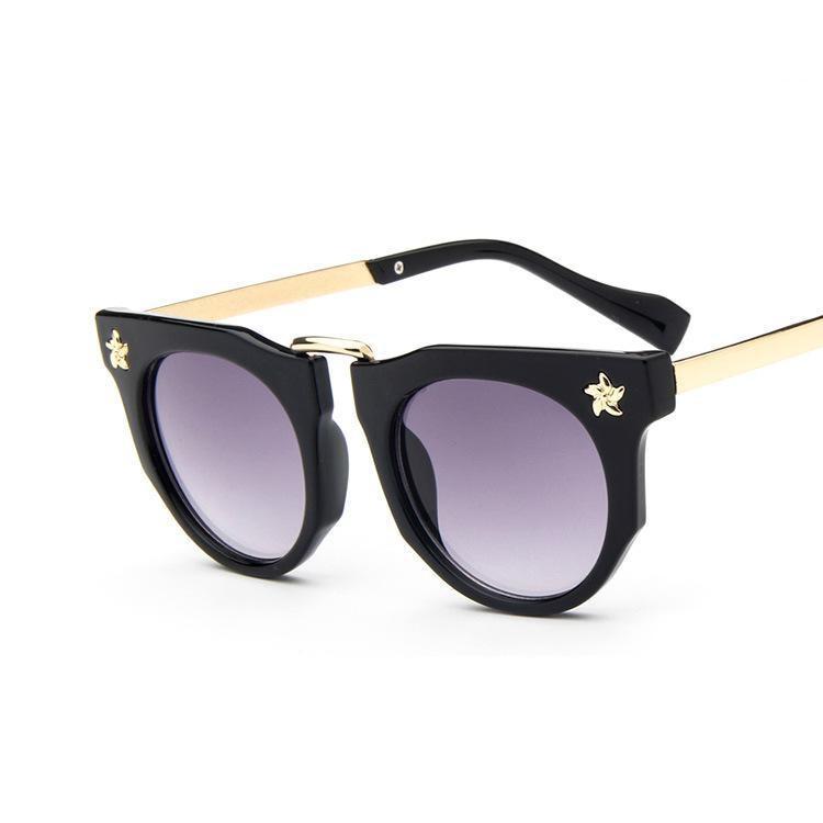 ᗑЛетний стиль Для детей, малышей солнце Солнцезащитные очки для ... 4c4dad0b1bc