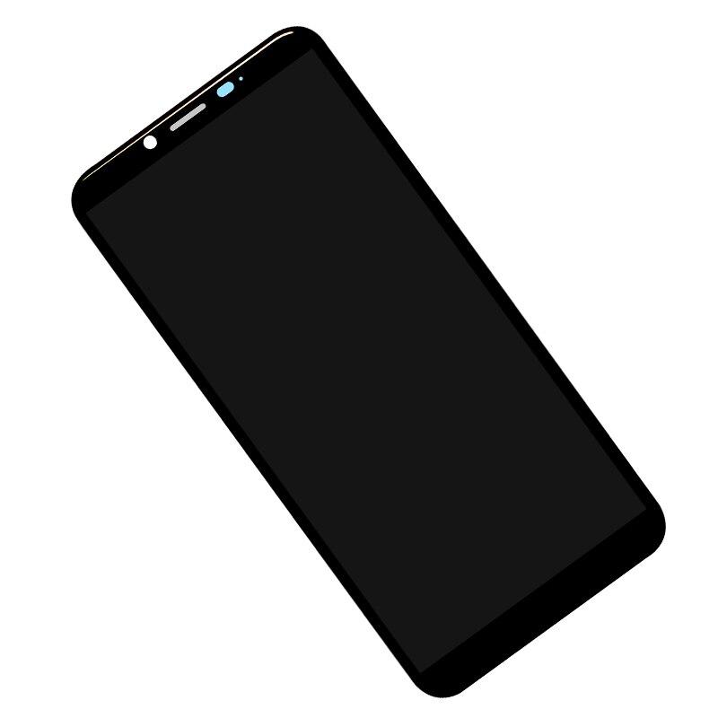Image 2 - 5,93 дюймов CUBOT X19 ЖК дисплей + сенсорный экран дигитайзер + рамка в сборе 100% Оригинальный Новый ЖК + сенсорный дигитайзер для X19-in Экраны для мобильных телефонов from Мобильные телефоны и телекоммуникации on AliExpress